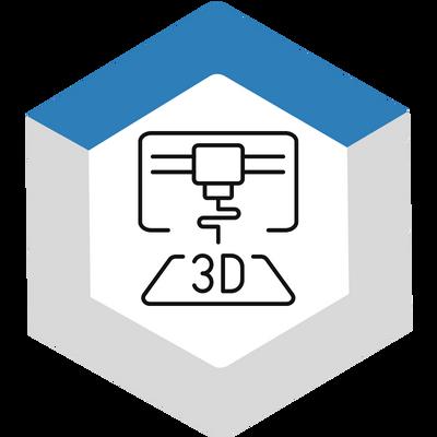 3D-mallinnus ja -tulostus