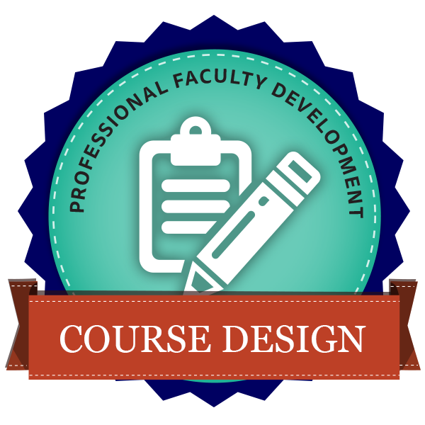 Curriculum & Design - PFD