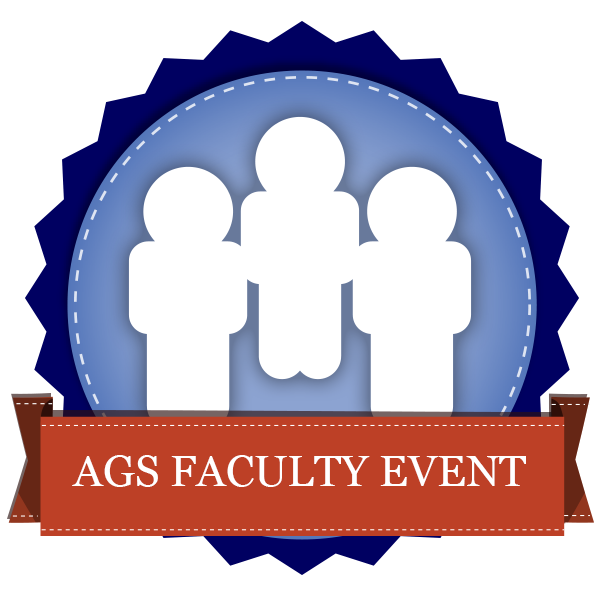 AGS Faculty Event