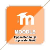 Moodle - Oppimateriaali ja oppimistehtävät