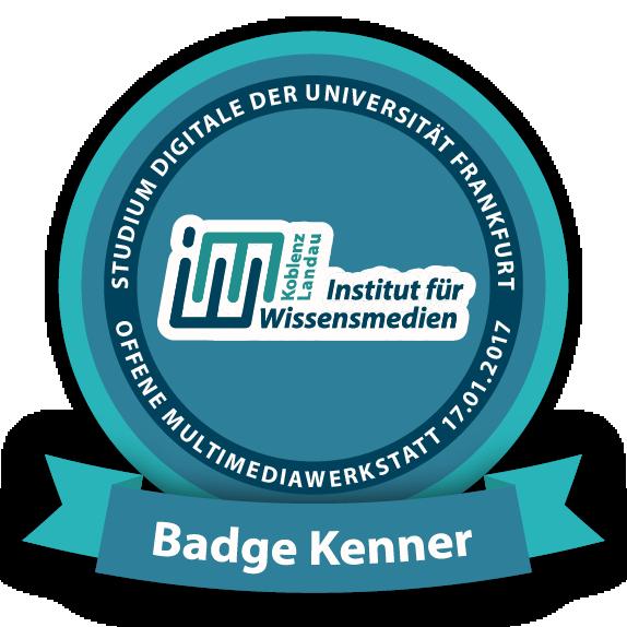 Badge Kenner