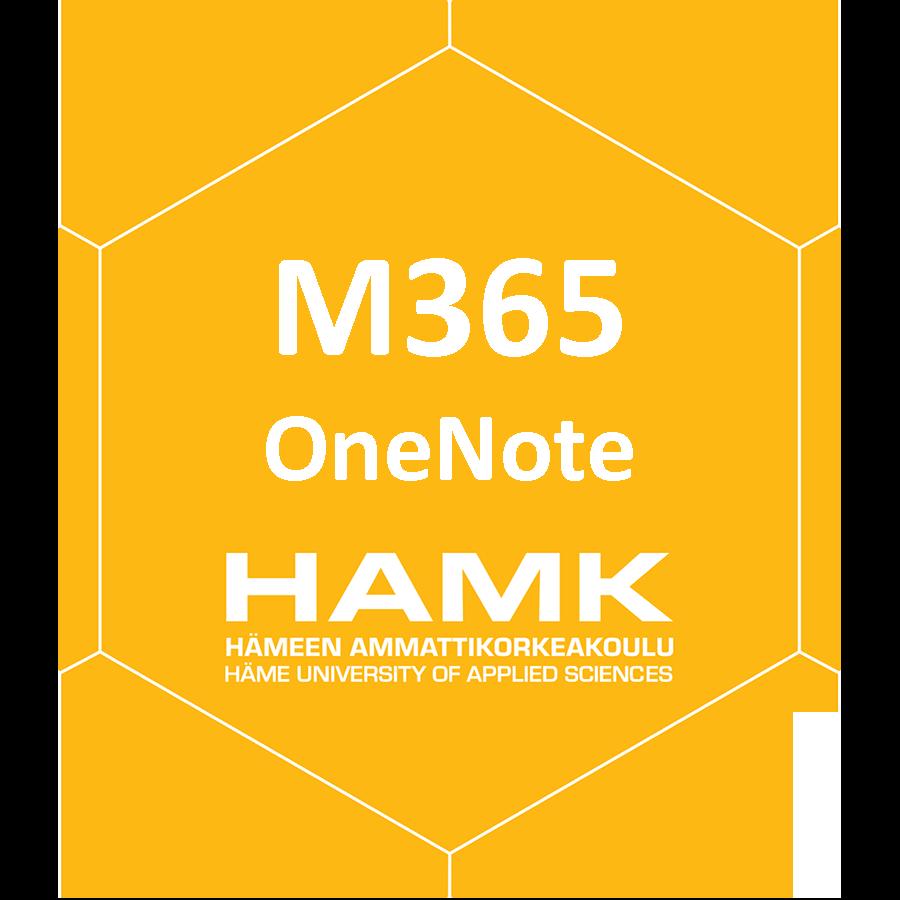 O365 OneNote