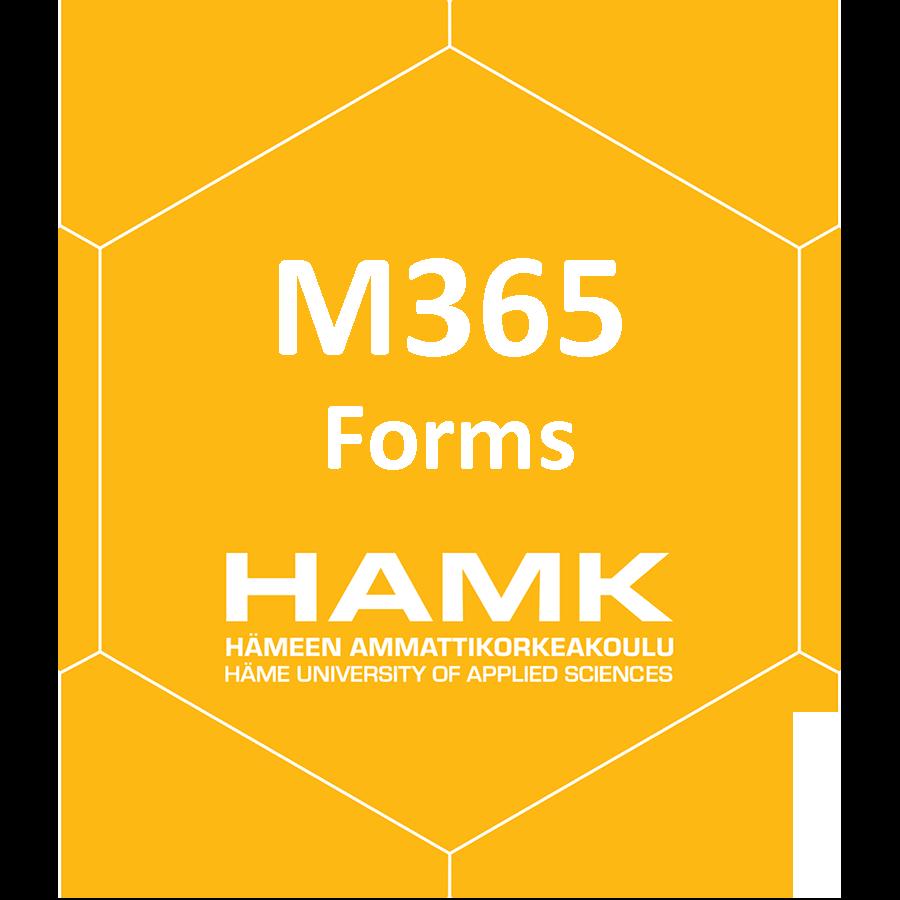 O365 Forms