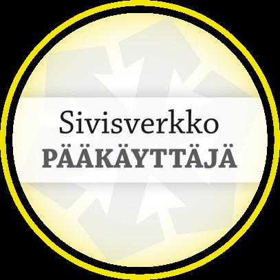 Sivisverkko PÄÄKÄYTTÄJÄ