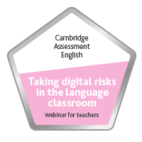Taking digital risks in the language classroom