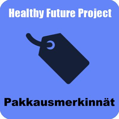 PAKKAUSMERKINNÄT - SUOMI