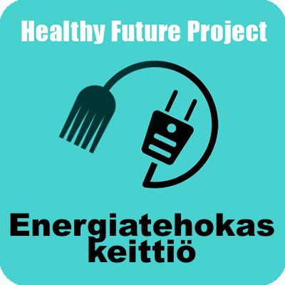 ENERGIATEHOKAS KEITTIÖ - SUOMI