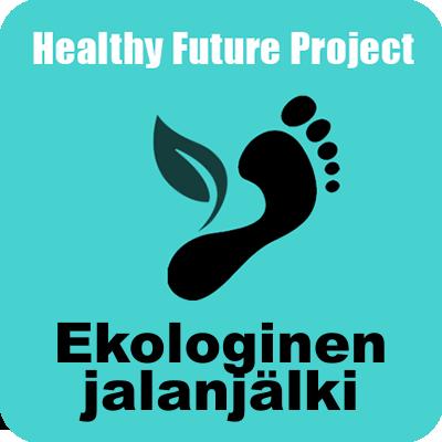 EKOLOGINEN JALANJÄLKI - SUOMI