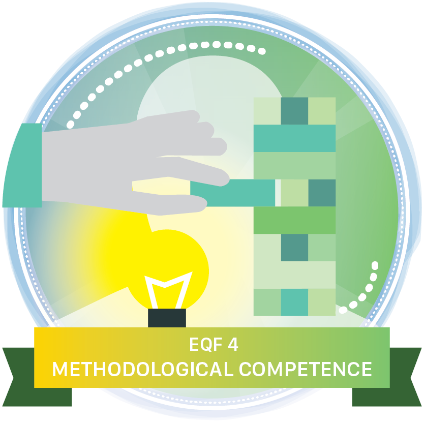 Methodological Competence EQF 4