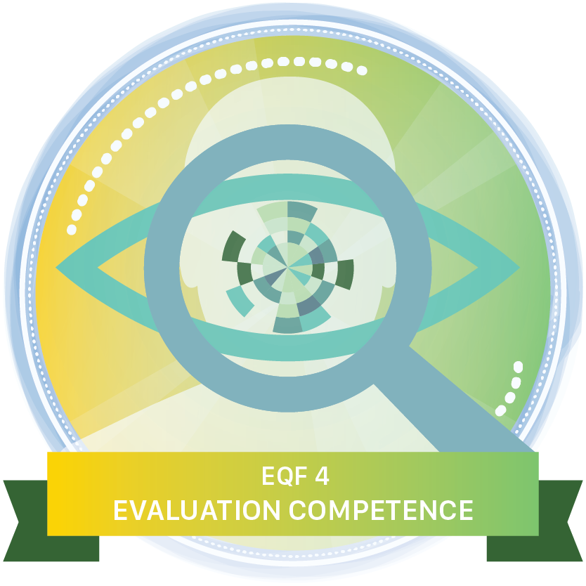 Evaluation Competence EQF 4