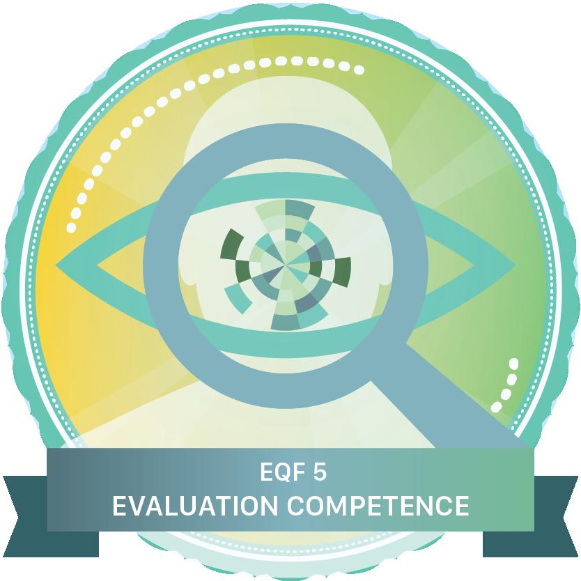 Evaluation Competence EQF 5