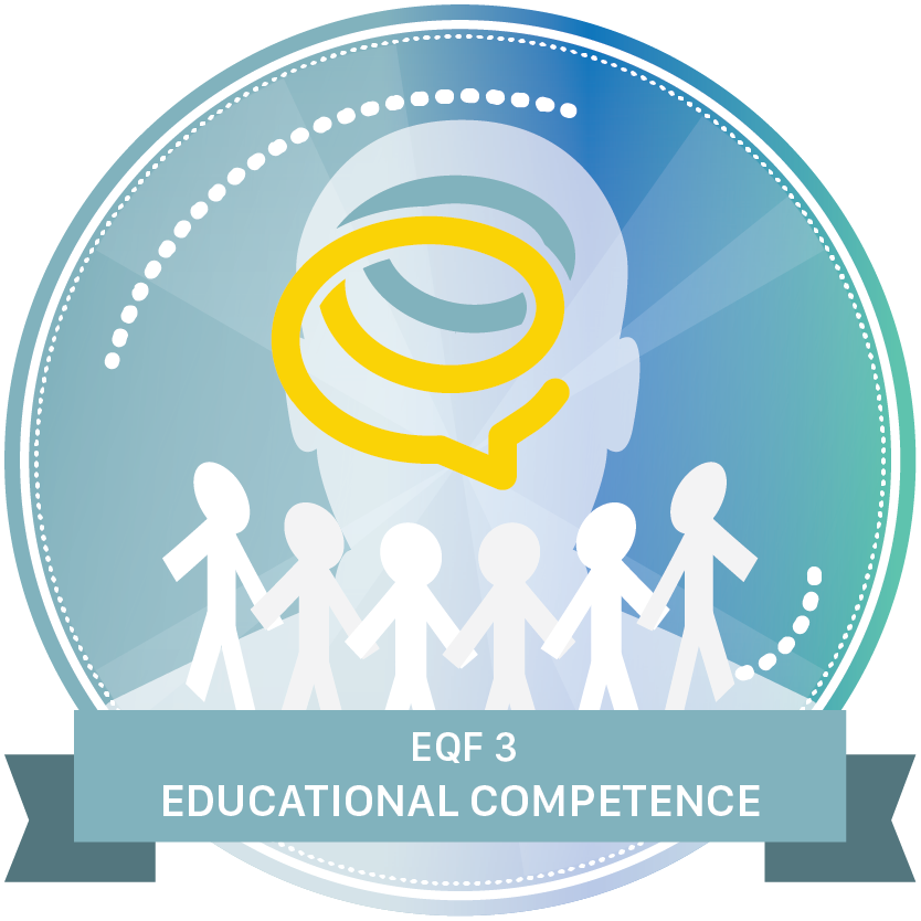 Non-formal adult education/Nordic folkbildning competence EQF 3