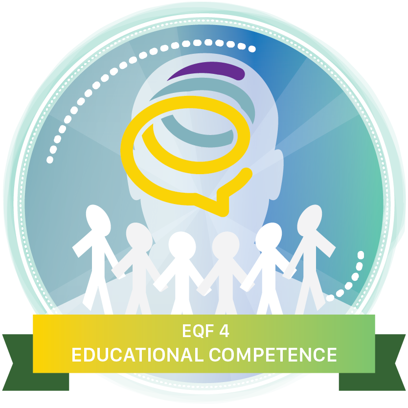 Non-formal adult education/Nordic folkbildning competence EQF 4