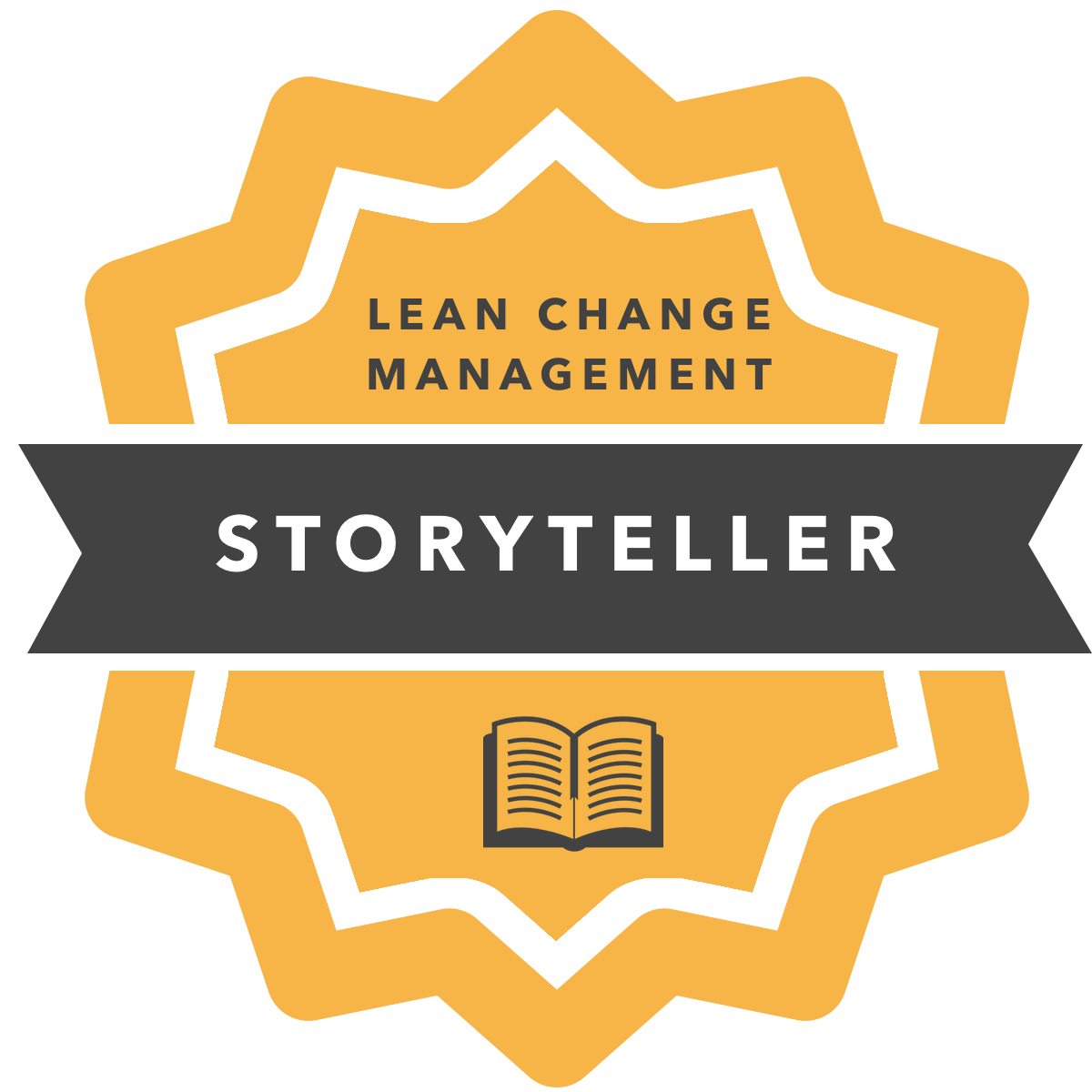 Lean Change Management Storyteller
