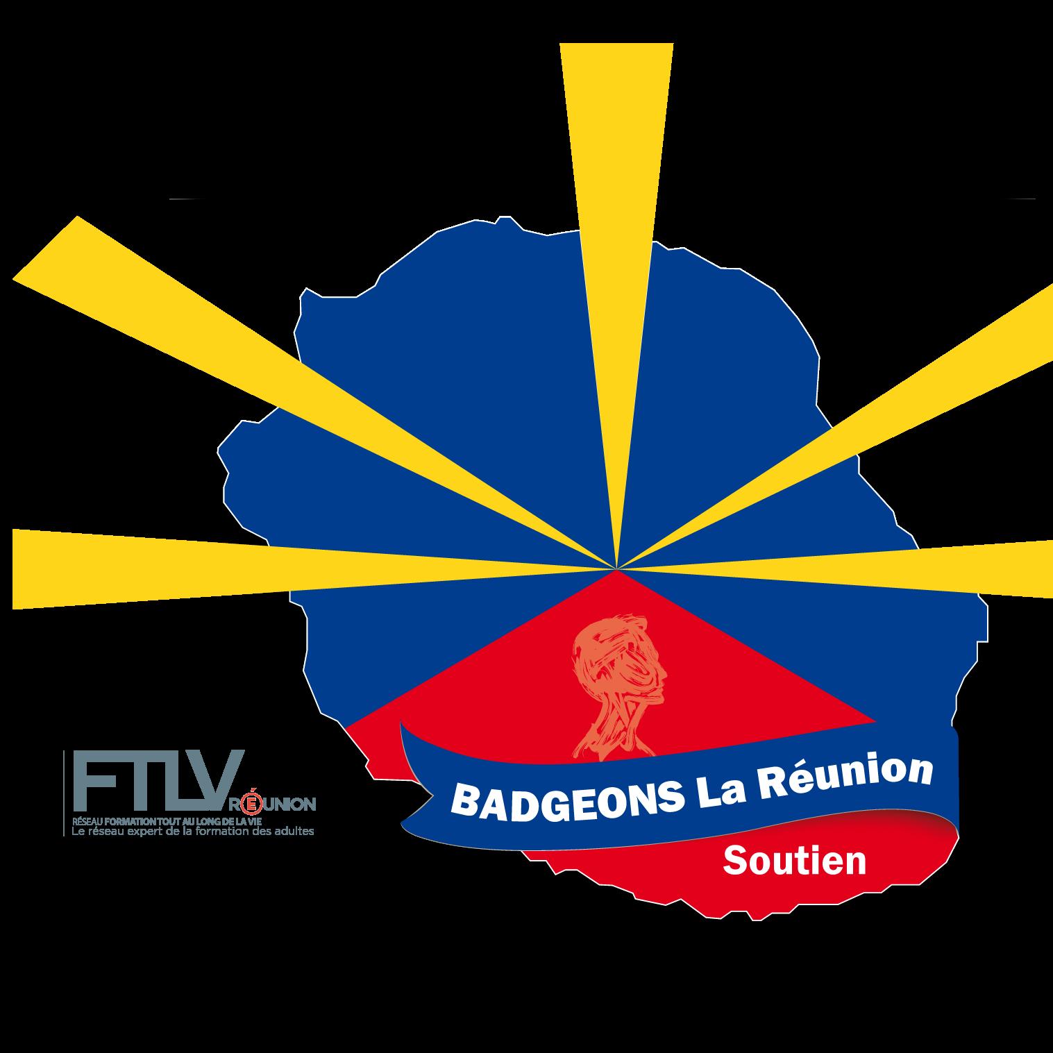 Soutien de Badgeons La Réunion