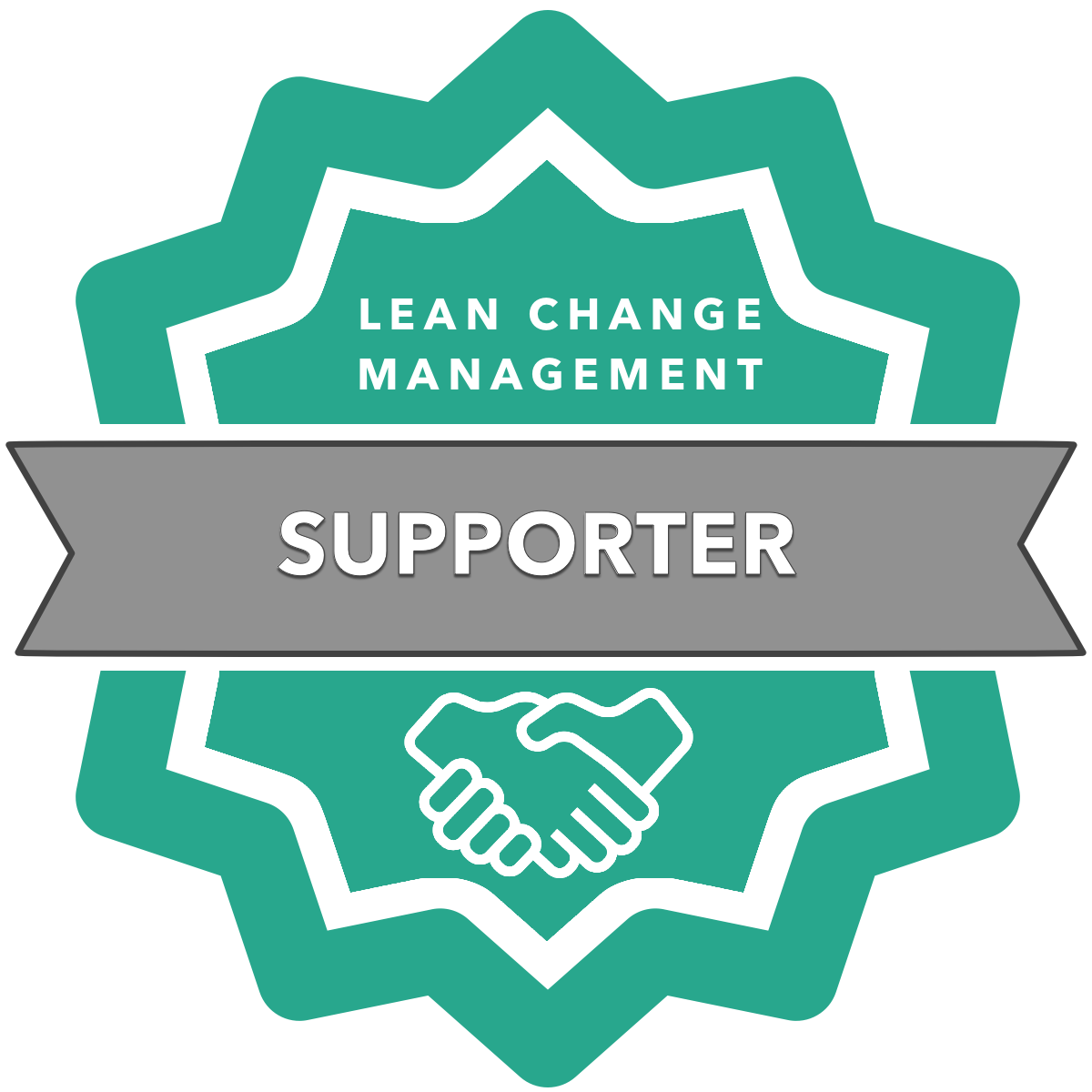 Lean Change Management Supporter