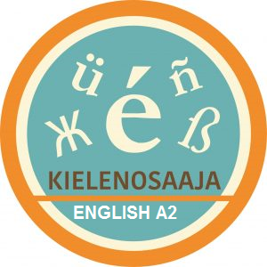 Kielenosaaja English A2