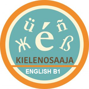 Kielenosaaja English B1