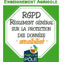 """RGPD : Règlement Général sur la Protection des Données - Niveau """"sensibilisé"""""""