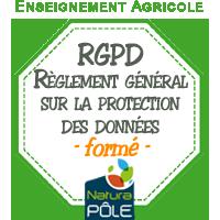 """RGPD : Règlement Général sur la Protection des Données - Niveau """"formé"""""""