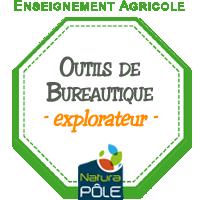 """Bureautique - Niveau """"explorateur"""""""