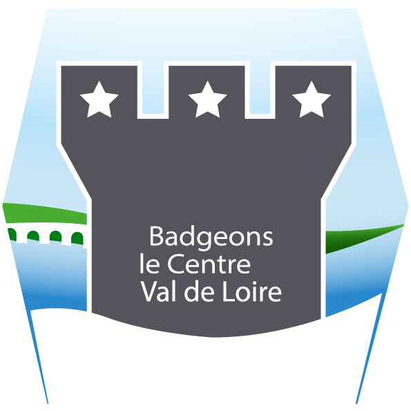 """je soutiens """"Badgeons le Centre Val de Loire"""""""
