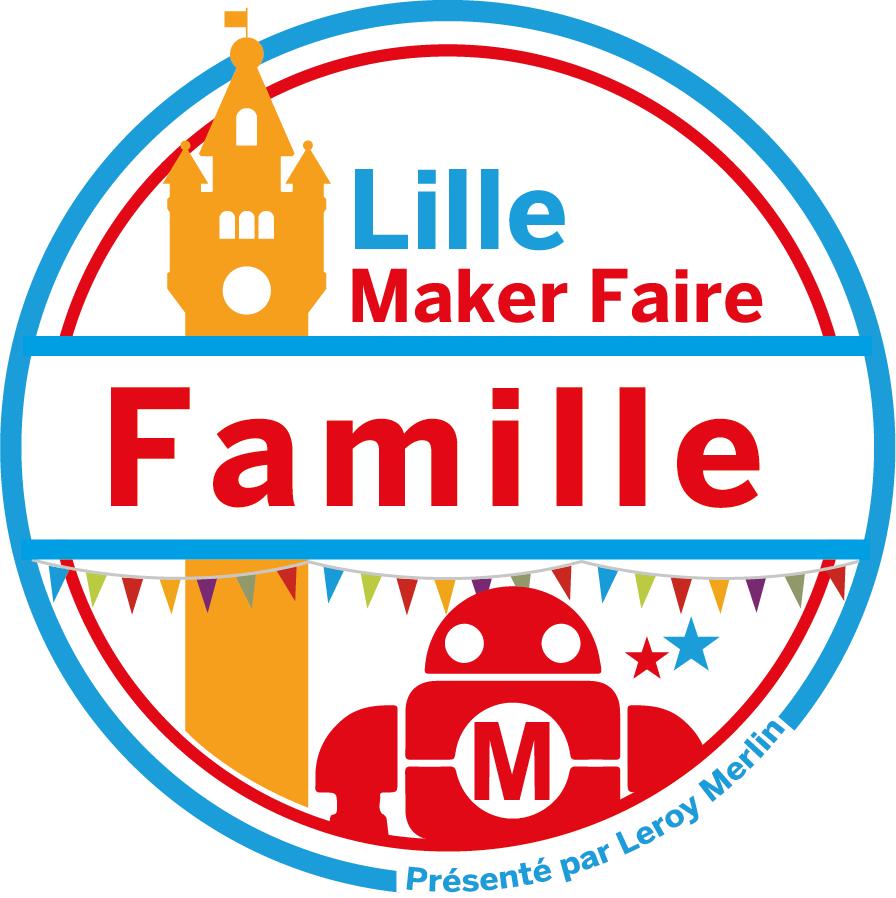 Maker Faire Lille 2019 Famille