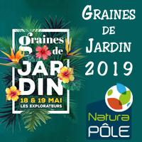 Graines de jardin 2019 - NaturaPÔLE