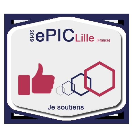 Je soutiens ePIC 2019