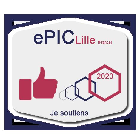 Je soutiens ePIC 2020