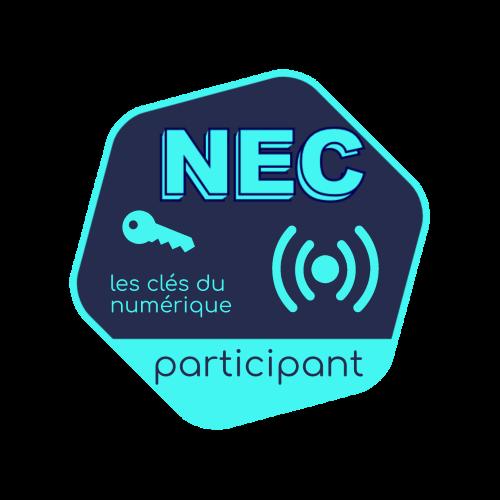 Participant Clés du Numérique : Je me connecte et me déconnecte en conscience