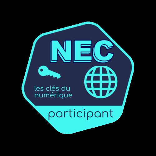 Participant Clés du Numérique : Je surfe sans boire la tasse