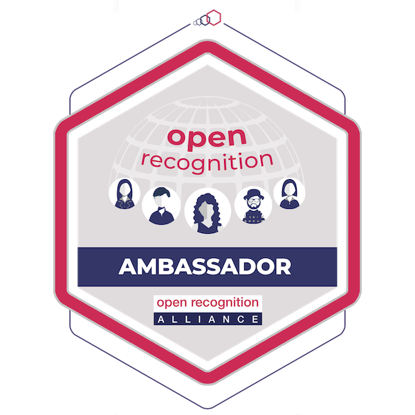 Open Recognition Ambassador