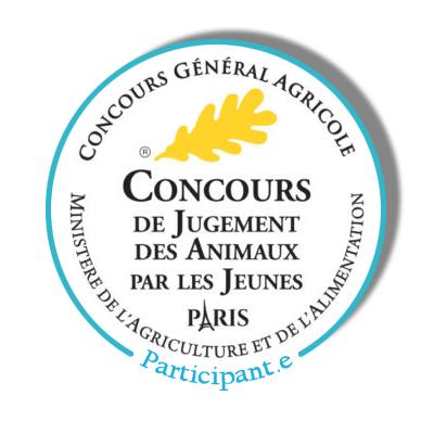 Concours de Jugement d'Animaux par les Jeunes (CJAJ)