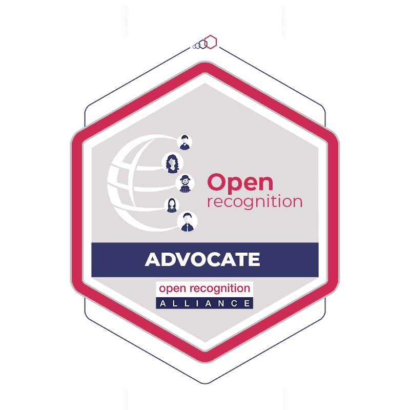 Open Recognition Advocate