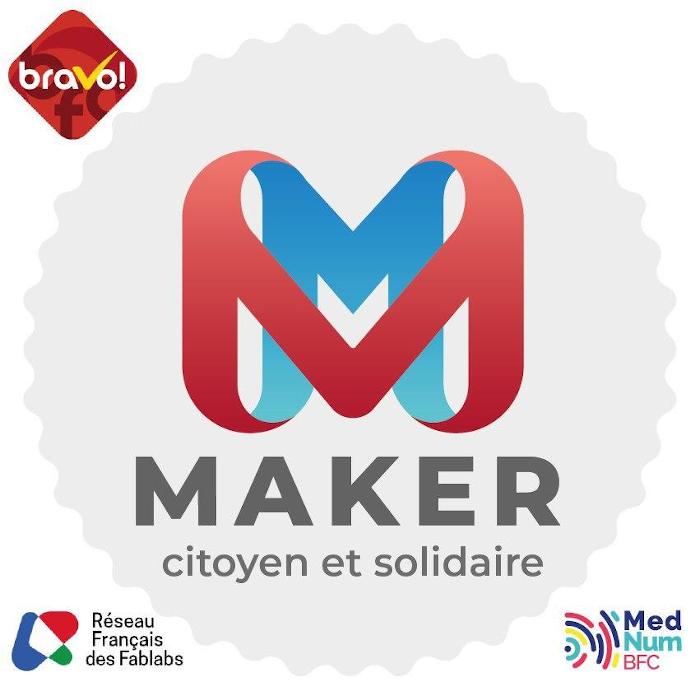 Maker citoyen et solidaire