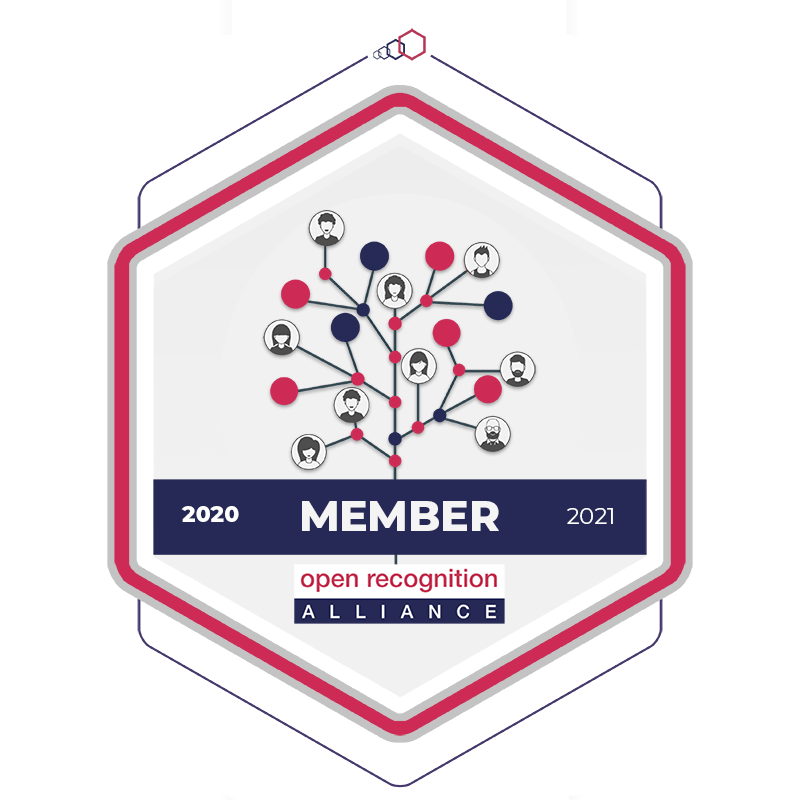 Open Recognition Alliance Member 2020