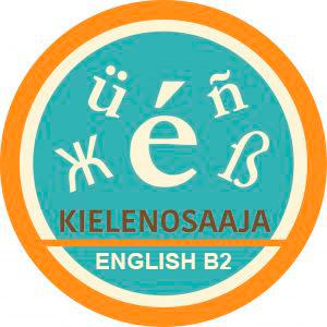 Kielenosaaja - English B2