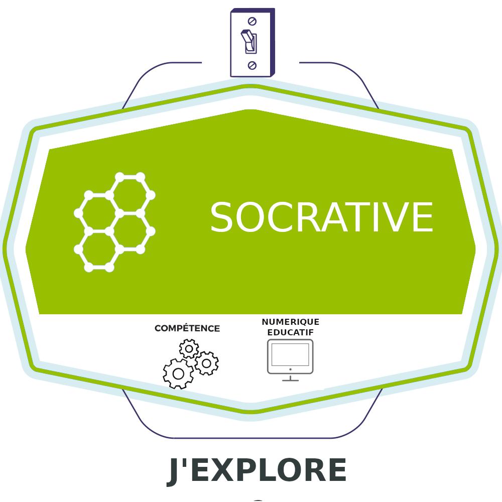 Socrative : J'explore