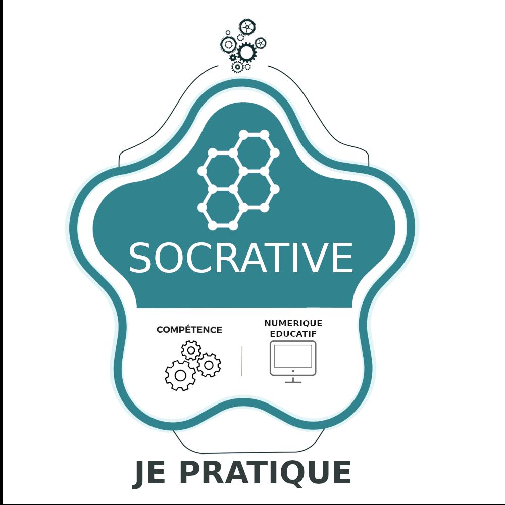 Socrative : Je pratique