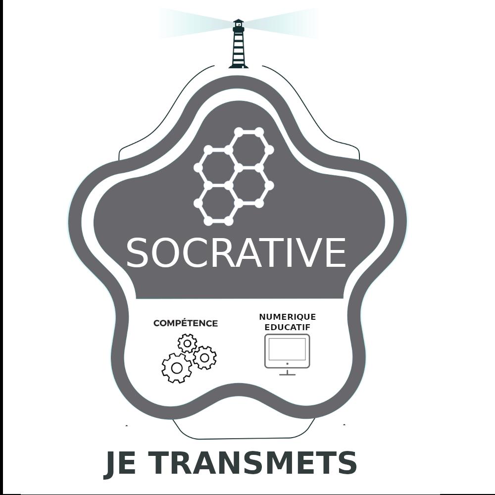Socrative : Je transmets