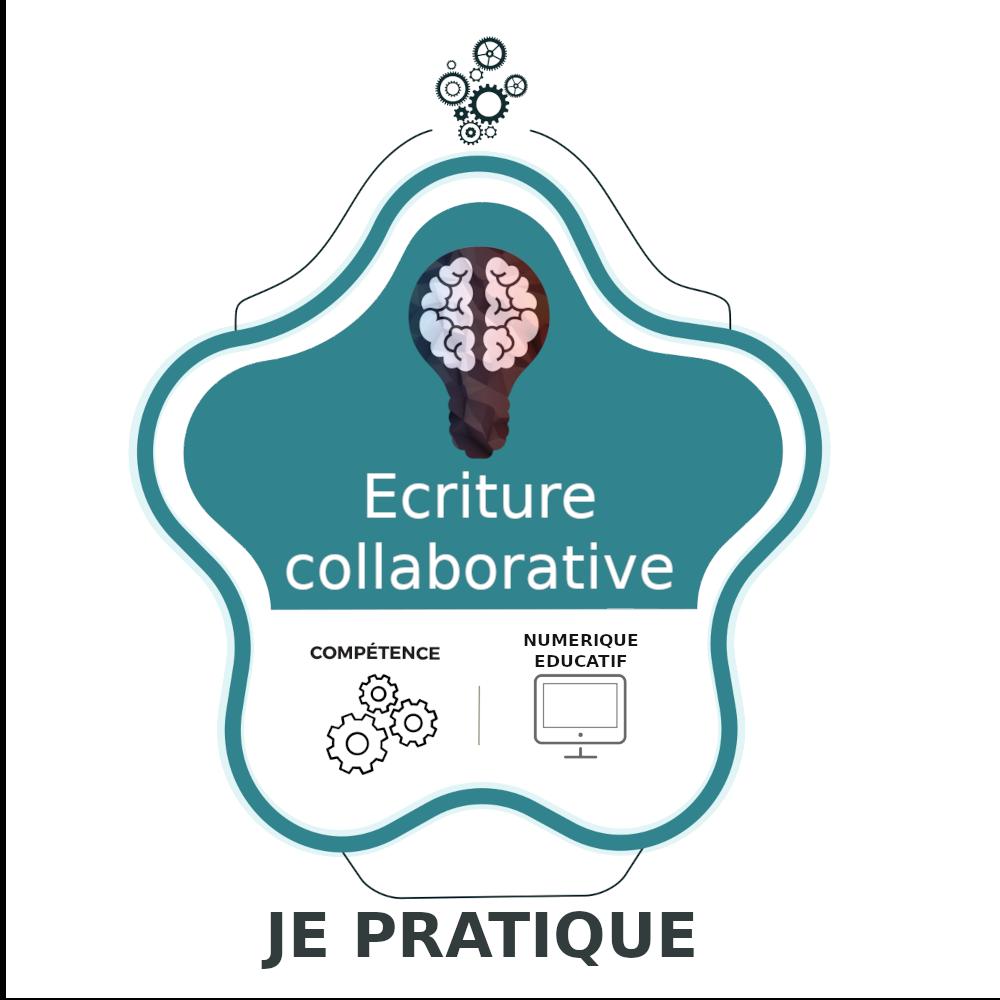 Ecriture collaborative : Je pratique