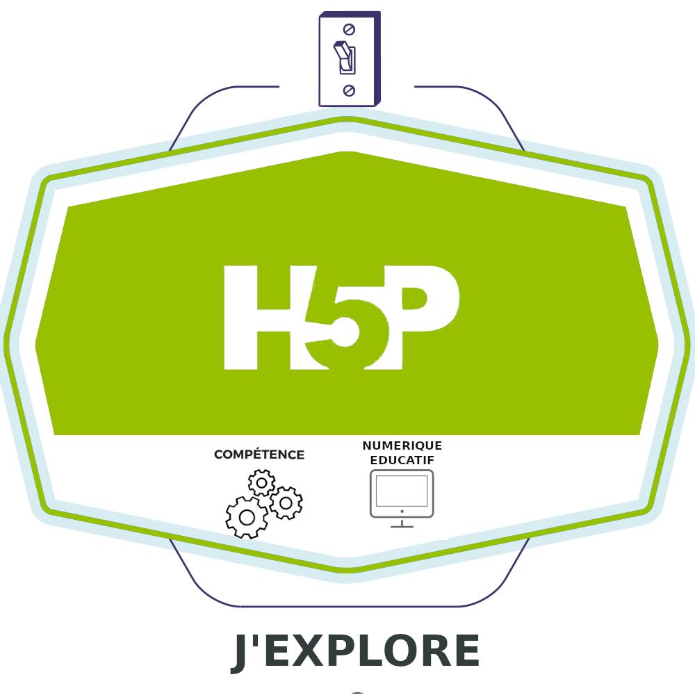 H5P : j'explore