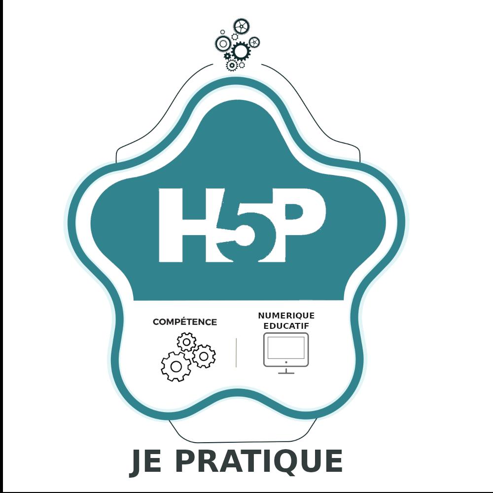 H5P : Je pratique