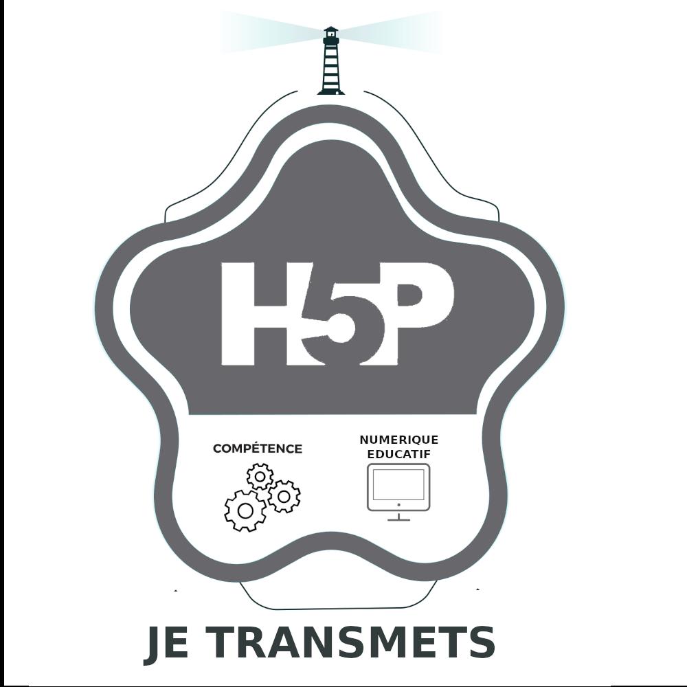 H5P : Je transmets