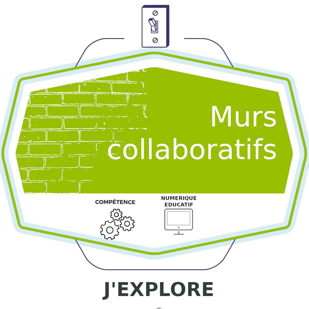 Murs collaboratifs : J'explore