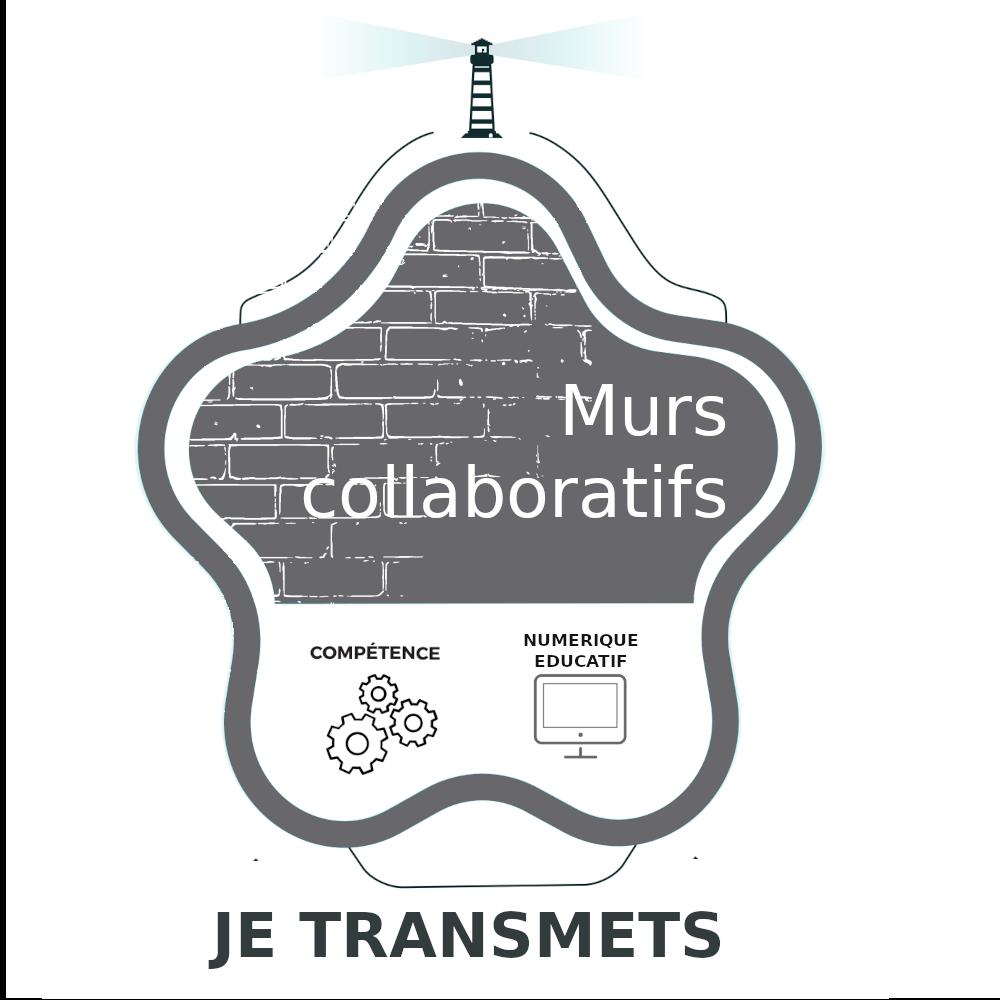 Murs collaboratifs : Je transmets