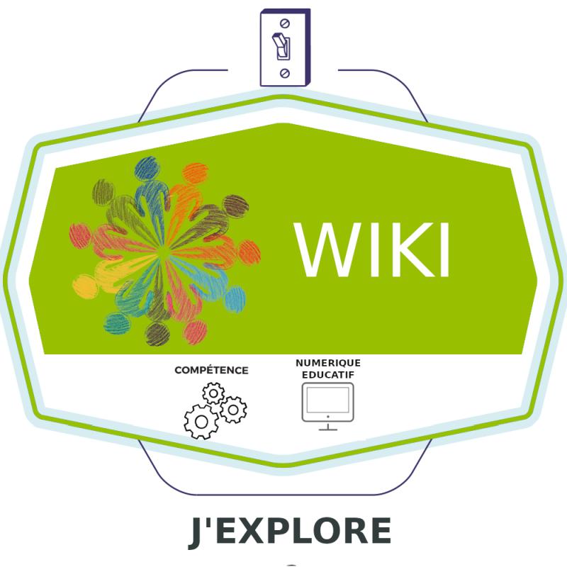 Wiki : J'explore