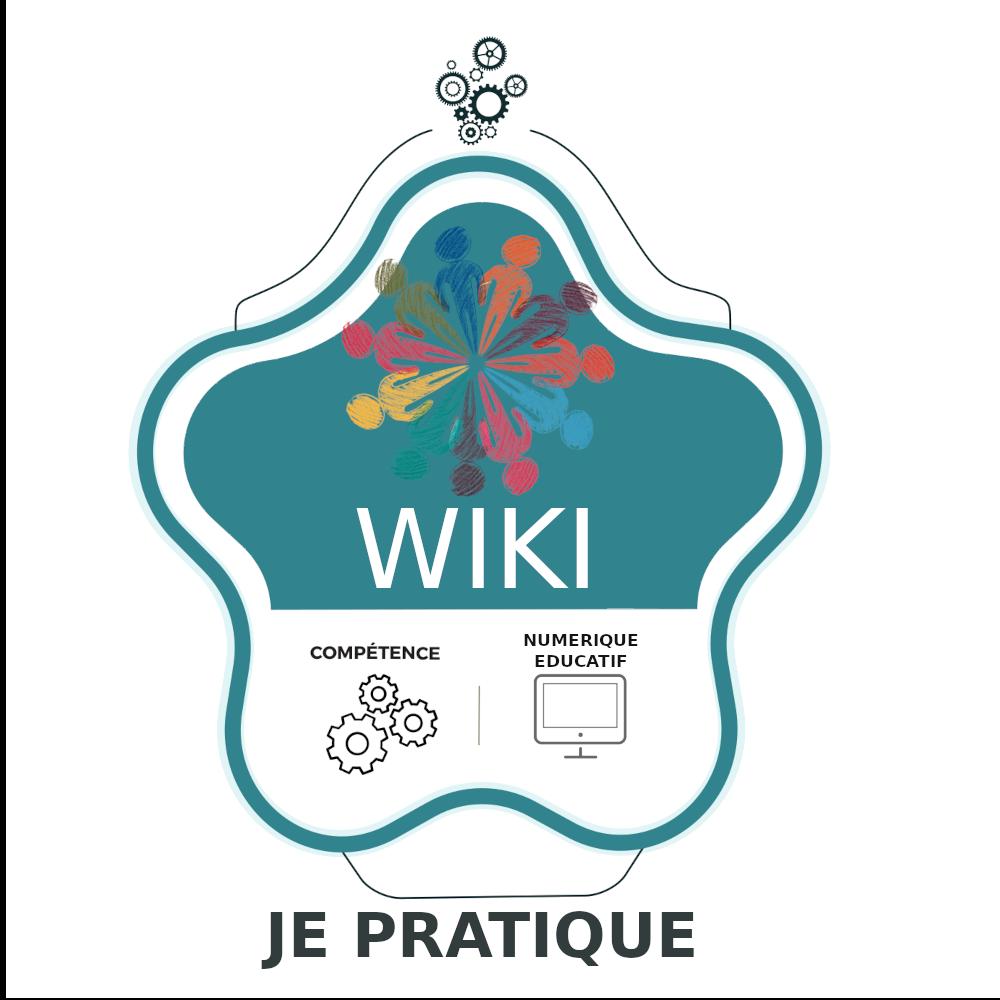 Wiki : Je pratique