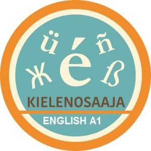 Kielenosaaja - English A1
